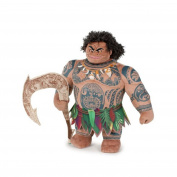 Plush MAUI 27cm BIG from Disney 2016 movie MOANA Oceania Vaiana