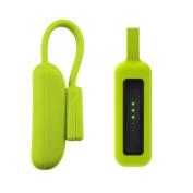Silicone Clip Holder for Fitbit Flex 2,eGenPlus Silicone Clip Holder Built-in Smart Strong Magnetic Clasp Strap for Fitbit Flex 2,No Tracker - 12 Months Warranty