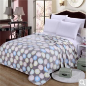 BDUK Flannel Blanket Air-Conditioning Towel Blankets, Sect. D) ,1.2*2 M