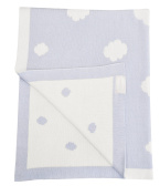 Shnuggle Cosy Blanket - Clouds