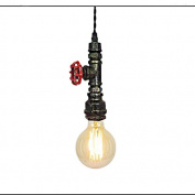 Vintage Industrial Retro Style Steel Pipe Desk Wall Lamp Light