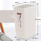 Fashion Creative Hand According To The Dustbin Of Household Bathroom Bedroom Living Room Trash Bin With Cover