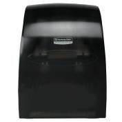 Kimberly-Clark Professional 09996 Sanitouch Hard Roll Towel Dispenser, 12 63/100w x 10 1/5d x 16 13/100h, Smoke
