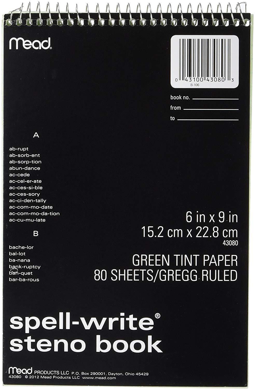 mead graph paper pad quadrille 5 squares per inch 11 x 8 1 2 20