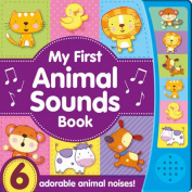 Noisy Baby - My First Animal Sounds [Board book]