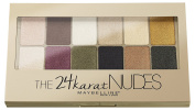Maybelline 24 Karat Nudes Eye Shadow Palette