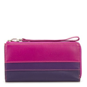 Mywalit Womens Wallet In Leather With Zipper 1155 - 75 Cod. 12972