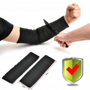 Yosoo Arm Protection Sleeve Anti-Cut Burn Resistant Sleeves, Anti Abrasion Safety