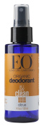 EO Organic Deodorant Spray, Citrus, 4 Fluid Ounce