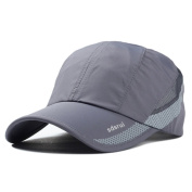 Quick-drying Waterproof Baseball Cap Outdoor Lightweight UV Protection Hats