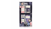 Baylis & Harding Royale Bouquet Midnight 4 Piece Set ***LIMITED EDITION*** With Black Raspberry & Fig Body Wash & Verbena & Chamomile Hand & Body Lotion