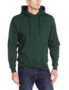 Jerzees Men's Black Adult Pullover Hooded Sweatshirt