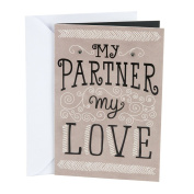 Hallmark Anniversary Greeting Card for Spouse