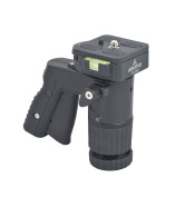 Adlatus PH 089 Pistol Grip Tripod Head (5kg Load, Quick Release Plate, Compact and lightweight Case