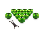 PrimoChill 1.3cm . Rigid RevolverSX Series Fitting - Toxic Candy - 12 Pack