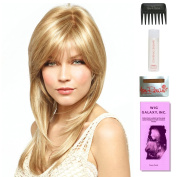 Miranda by Amore, Wig Galaxy Hair Loss Booklet, 60ml Travel Size Wig Shampoo, Wig Cap, & Wide Tooth Comb (Bundle - 5 Items), Colour Chosen