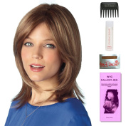 Marie by Amore, Wig Galaxy Hair Loss Booklet, 60ml Travel Size Wig Shampoo, Wig Cap, & Wide Tooth Comb (Bundle - 5 Items), Colour Chosen