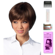 Dylan by Amore, Wig Galaxy Hair Loss Booklet, 60ml Travel Size Wig Shampoo, Wig Cap, & Wide Tooth Comb (Bundle - 5 Items), Colour Chosen