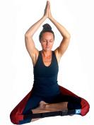 Padma Seat - Best Yoga Seat Strap, Meditation Seat Stool Cushion Belt, Support for Effortless Sitting & Meditation in the Lotus Asana position