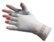 Glacier Glove Islamorada Grey Sungloves
