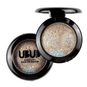 Yoyorule Single Baked Eye Shadow Powder Palette Makeup Shimmer Metallic Eyeshadow Palette