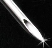 Sterilised Body Piercing Needles (100 Pack)