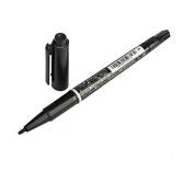 Pack of 6 Dual Skin Marker Pen Scribe Tattoo Piercing Pen Supply Tool Body Art