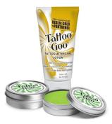 Tattoo Goo The Original Aftercare Salve Large Tin - Buy 2 Tins get 1 FREE Lotion