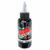 Millennium Mom's Tattoo Ink - Black Onyx - 120ml