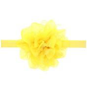 So Beauty Cute Chiffon Cloth Lace Flower Children Hair Band