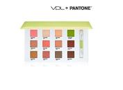 VDL + PANTONE Expert Colour Eye Book 6.4 - NO6 Greenery Pantone17 (9.6g) 2017 NEW