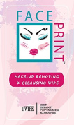 Face Print (New!) - Premium Make-Up Removing Wipes 30 Individual Packs -Special Introductory Pricing