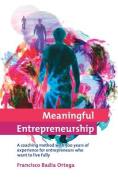 Meaningful Entrepreneurship
