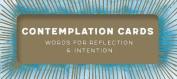 Contemplation Cards