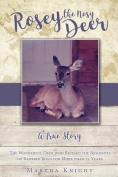 Rosey the Nosy Deer