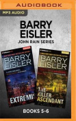 Barry Eisler John Rain Series [Audio]