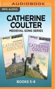 Catherine Coulter Medieval Song Series [Audio]