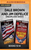Dale Brown and Jim DeFelice Dreamland Series [Audio]