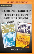Catherine Coulter and J.T. Ellison a Brit in the FBI Series [Audio]
