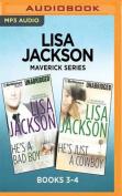 Lisa Jackson Maverick Series [Audio]