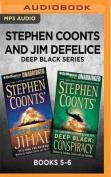 Stephen Coonts and Jim DeFelice Deep Black Series [Audio]