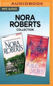 Nora Roberts Collection - A Will and a Way & Public Secrets [Audio]