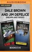 Dale Brown and Jim DeFelice Dreamland Series [Audio]