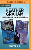 Heather Graham the Alliance Vampires Series [Audio]
