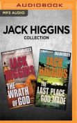 Jack Higgins Collection - The Wrath of God & the Last Place God Made [Audio]