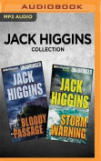 Jack Higgins Collection - Bloody Passage & Storm Warning [Audio]