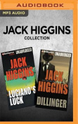 Jack Higgins Collection - Luciano's Luck & Dillinger [Audio]