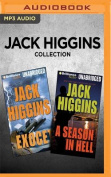 Jack Higgins Collection - Exocet & a Season in Hell [Audio]