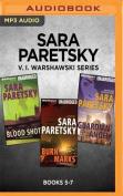 Sara Paretsky V. I. Warshawski Series [Audio]