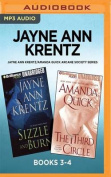 Jayne Ann Krentz/Amanda Quick Arcane Society Series [Audio]